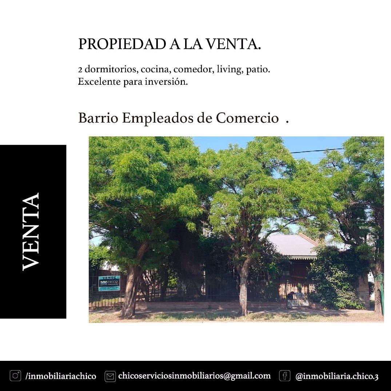 CASA EN BARRIO EMPLEADO DE COMERCIO