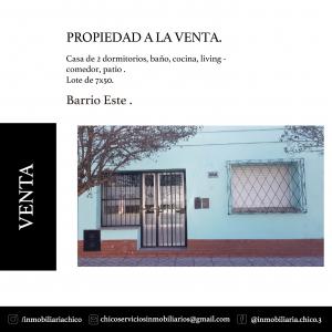 Propiedad CALLE 23 ENTRE 22 Y 24