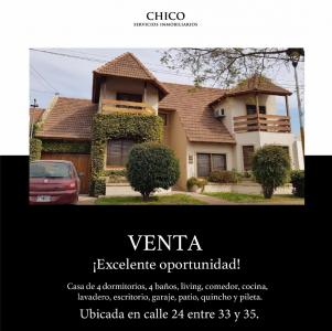Propiedad CALLE 24 ENTRE 33 Y 35