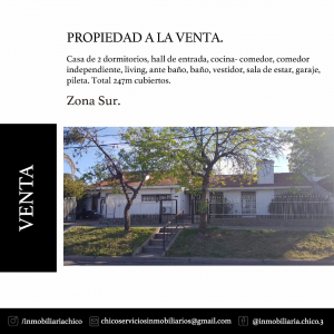 Propiedad CASA QUINTA AVENIDA SAN MARTIN ENTRE 35 Y 37