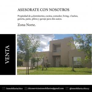 Propiedad CASA ZONA NORTE CALLE 14 ENTRE 117 Y 119